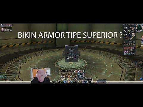 Rf Classic - bikin armor tipe superior ?