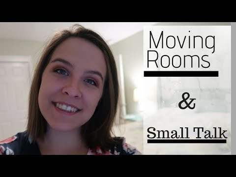 ROOM MAKE-OVER, BABY PRODUCTS & SMALL TALK | Kelly Lynn
