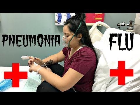 FLU/ PNEUMONIA, UNEXPECTED HOSPITAL STAY | Part 1