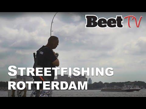 Streetvissen In Rotterdam Met Arthur Langstraat En Torben Kleiterp