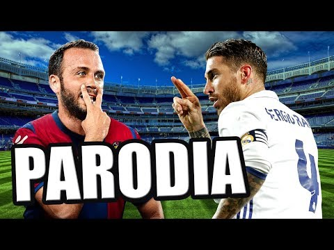 Cancion Levante vs Real Madrid 2-2 (PARODIA Downtown - Anitta & J Balvin)