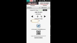 Bitcoin Trade Calculator App Tutorial