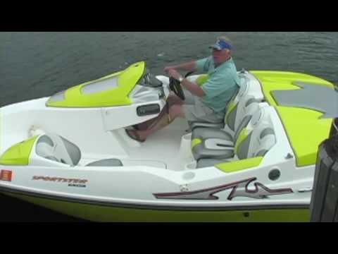 2004 Sea Doo Sportster 155 Pt 2 - YouTube