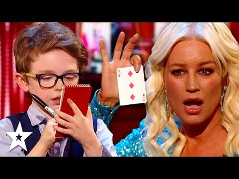 Movie MAGIC Stuns Judges On Ireland&39;s Got Talent 2019  Got Talent Global