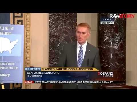 Sen. James Lankford: Abortion is a