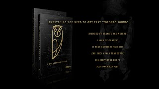 """6 God"" Producer Bundle (In the style of Drake / Noah 40 Shebib Sample Pack & Drum Kit)"