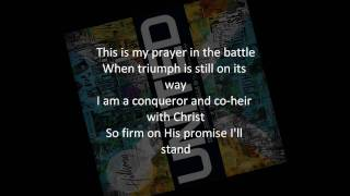 Desert Song by Hillsong with subtitles/lyrics