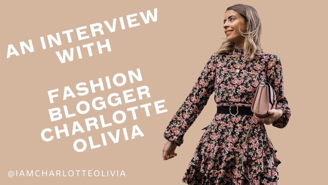 Hearty Notes: The Interviews - Charlotte Olivia | Style Icon and Fashion Blogger