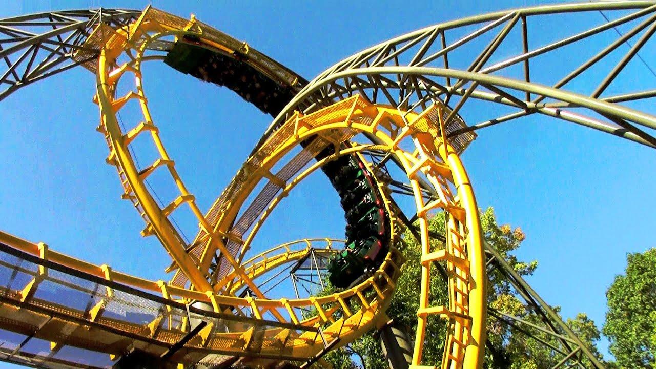 Loch Ness Monster Off Ride Hd Busch Gardens Williamsburg