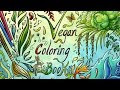 A Vegan Coloring Book Trailer