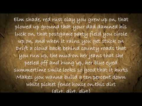 Dirt - Florida Georgia Line Lyrics