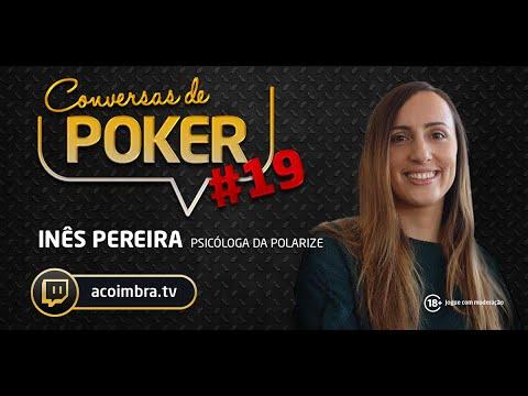 Conversas de Poker #19: Inês Pereira | André Coimbra