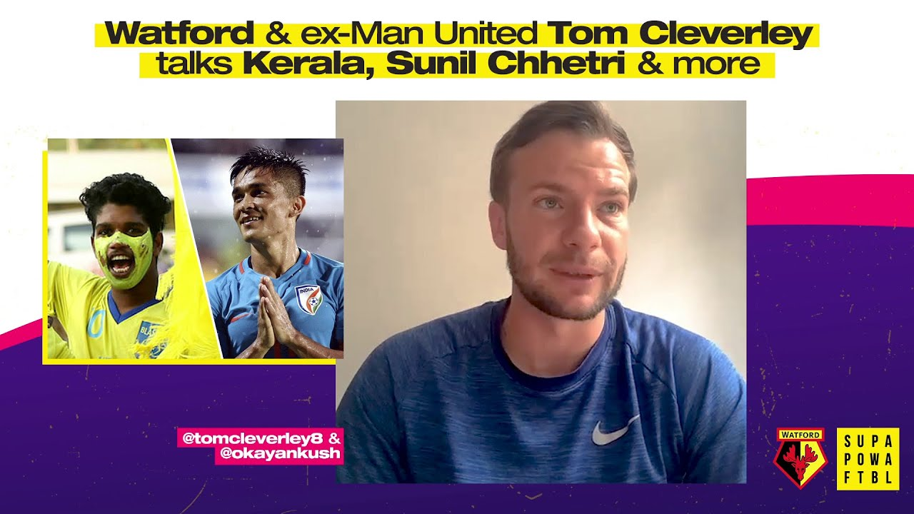 Tom Cleverley to Kerala Blasters a possibility?! 😉💛