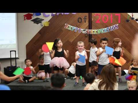 Shapes Song - 2017 Shepherd Montessori Learning Center