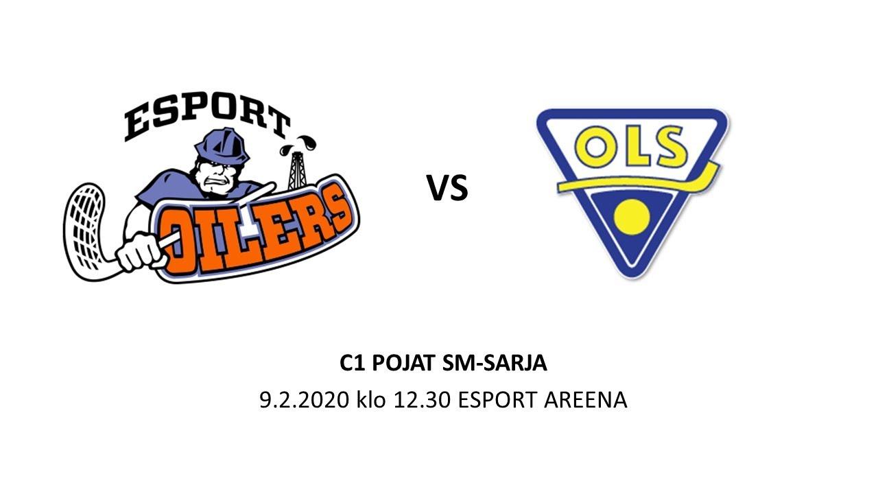 Oilers NG - OLS