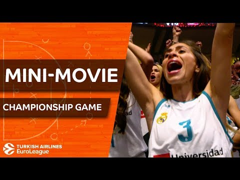 Turkish Airlines EuroLeague Championship Game Mini-Movie