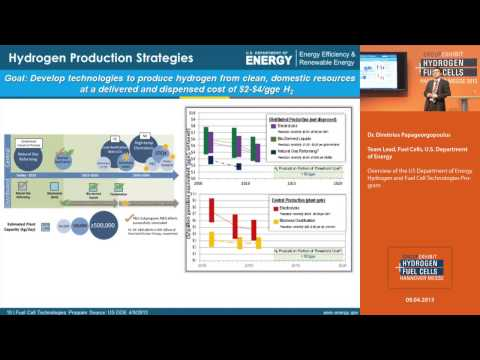 Overview of the US Department of Energy Hydrogen and Fuel Ce