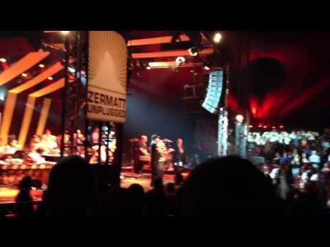 Die Fantastischen Vier - unplugged Zermatt - Troy