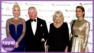 Prince Charles Joins Katy Perry at British Asian Trust Reception
