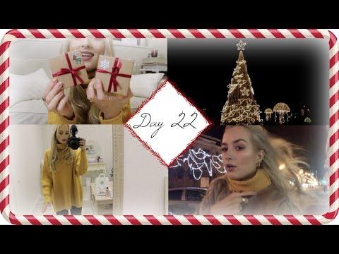 Vlogmas, day 22: WOW, CHRISTMAS CAME EARLY FOR ME!