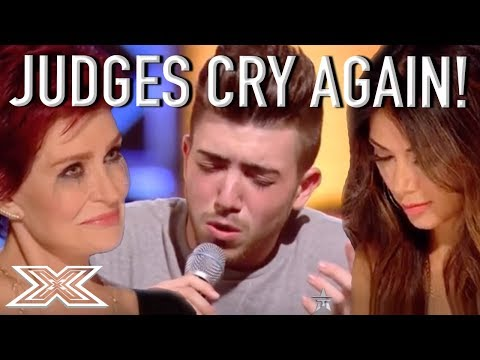 Christian Burrows Has Judges Crying AGAIN With Touching Performance Of 7 Years! | X Factor Global