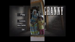 GRANNY GAME NEW DRESS MODE