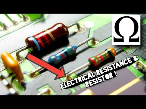 Electrical Resistance & Resistor! | By: All About Electrical Engineering |