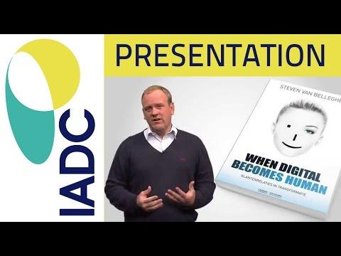 "Dredging: IADC's 50th Dredging Seminar presentation: ""When digital becomes human"""