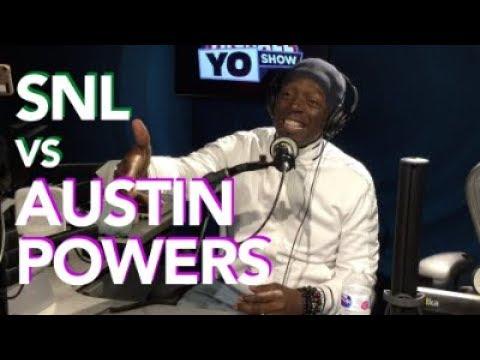 "Dean Edwards Talks SNL, ""Austin Powers"" On The Michael Yo Show"