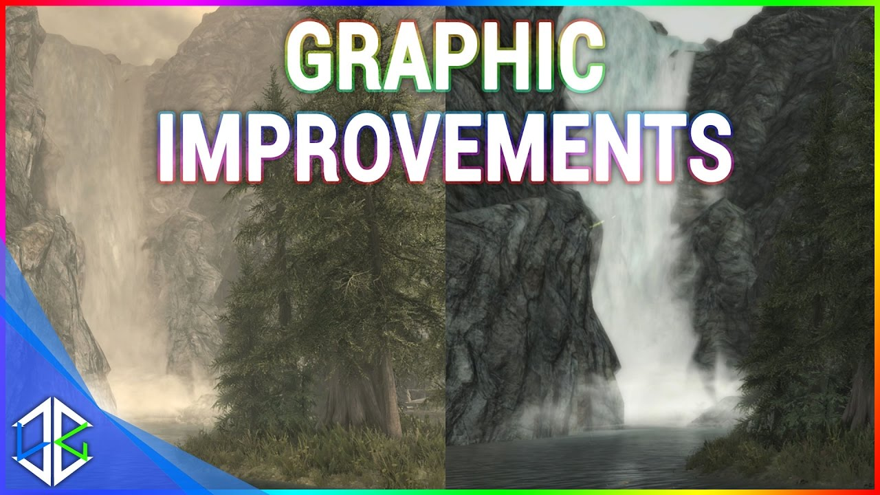 5 COOL Graphic Console Mods & How to Install Them - Skyrim Special Edition  (Xbox One/PC)