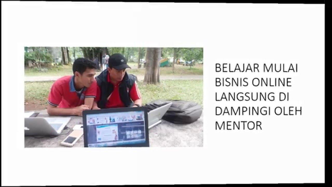 Komunitas Belajar Bisnis Online Instagram di Bogor - YouTube