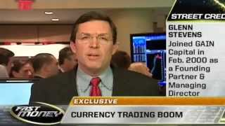 CEO of GAIN Capital, owner of Forex.com on CNBC.