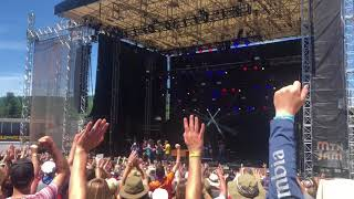 Andy Frasco with The Stone Foxes MTN Jam 2018