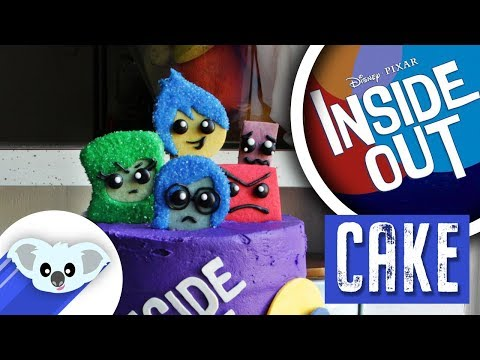 Inside Out Cake | How To
