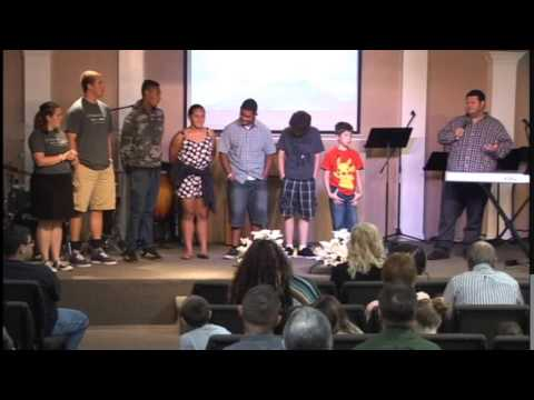 The Real Life Church Tampa - Youth Camp - 7/12/15 - 1st Service