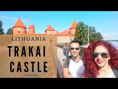 Lithuania Trakai castle