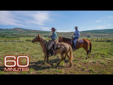 A morning ride on Wyoming's Green River Drift