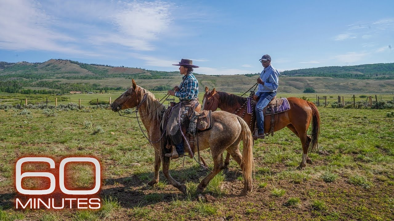 Download A morning ride on Wyoming's Green River Drift