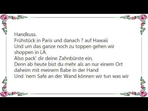 Cro - Einmal Um Die Welt Lyrics