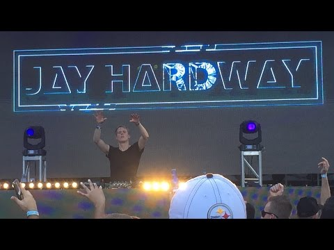 Jay Hardway @ Spinnin Sessions Miami 2016