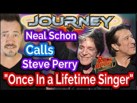 "Neal Schon Calls Steve Perry ""A Once In a Lifetime Singer"" & Talks Solo Album"