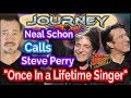 """Neal Schon Calls Steve Perry """"A Once In a Lifetime Singer"""" & Talks Solo Album"""