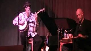 Watch Darrell Scott Banjo Clark video