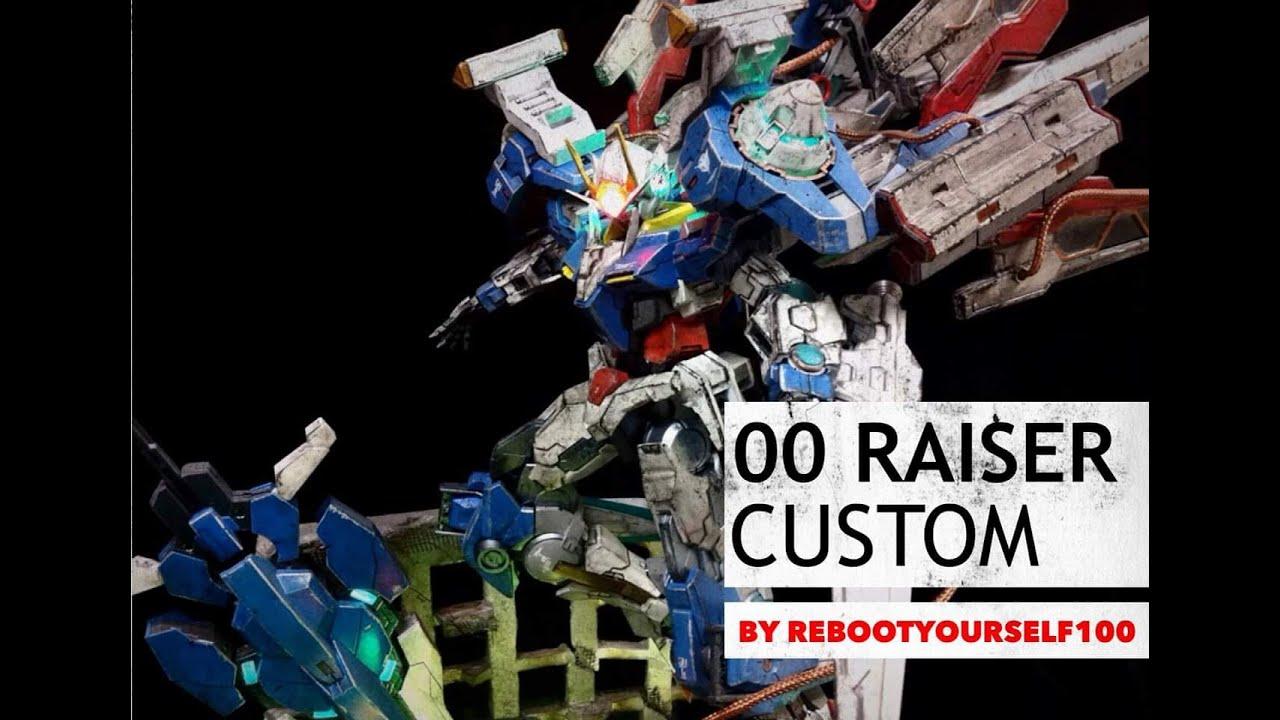 00 Raiser Custom Build With Dio Youtube