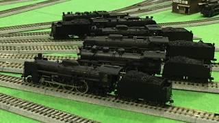 【関西学院大学鉄道研究会模型班OB】第20回国際鉄道模型コンベンション(JAM)
