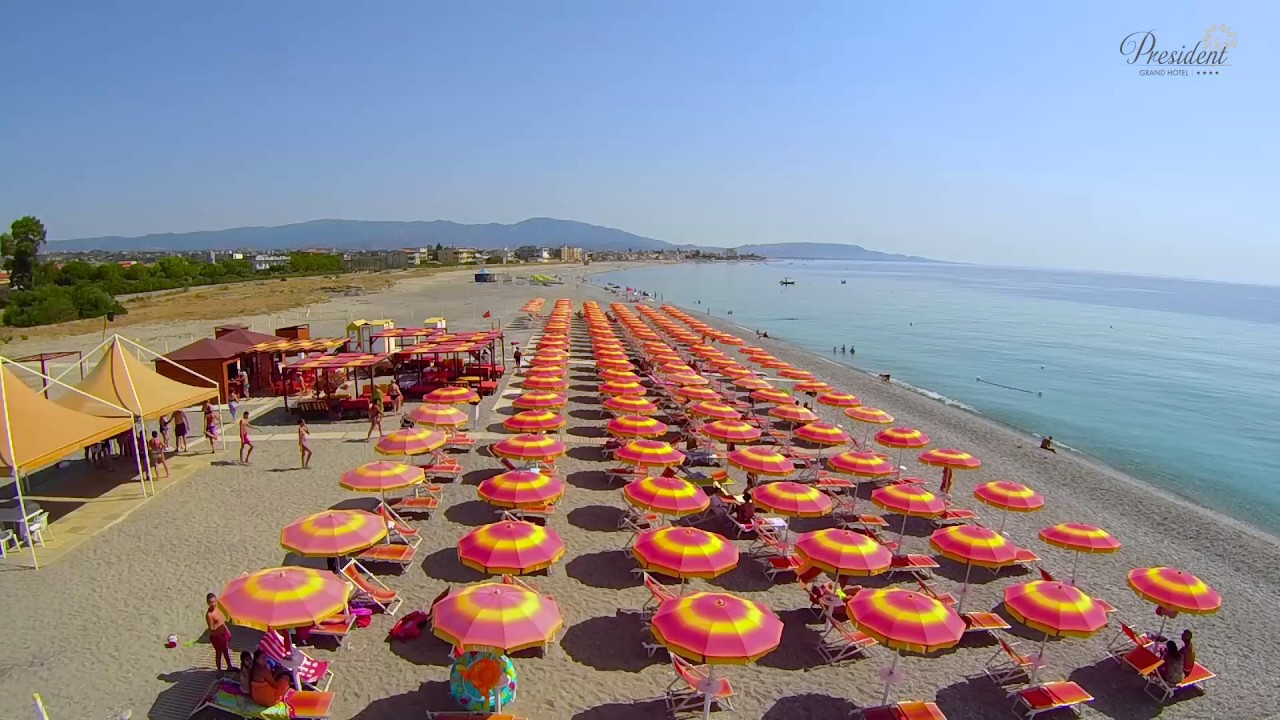 Hotel Grand President Vacanze In Calabria Grand Hotel President Youtube