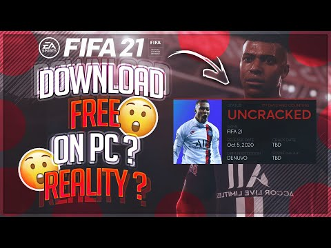 FIFA 21 DOWNLOAD CRACK ON PC?   FIFA 21 NOT CRACKED   (AVOID FAKE DOWNLOADS!)  PC