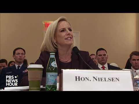 WATCH: Nielsen 'not familiar' with how toxic stress harms separated families Mp3