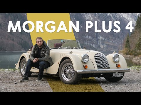 Morgan Plus 4: 65 лет БЕЗ ИЗМЕНЕНИЙ | Тест и история