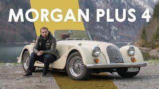 Morgan Plus 4: 65 лет БЕЗ ИЗМЕНЕНИЙ | Тест и история